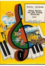 Школа обучения игры на фортепиано на английском языке.  Автор - Глушенко М.